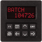 Red Lion, Legend Counter/Rate Indicator Series, LGPBF100, Foot/Inch Counter
