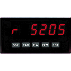 Red Lion, Pax Meters, PAXR0030, DC, Rate Indicator, Field Upgradeable Red, Replaced PAXR0010