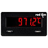 Red Lion, Cub5 Temperature Indicators, CUB5RTB0, RTD Meter with Red/Green Backlight