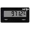 Red Lion, Cub5 Temperature Indicators, CUB5RTR0, RTD Meter with Reflective Display