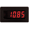 Red Lion, Cub4 Temperature Indicators, CUB4V020, DC Voltmeter w/Red Backlighting