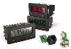 New CUB5 Full Featured Panel Meters in a Compact Size